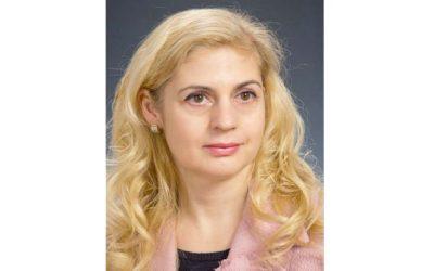 Prof. Lavinia Misăilă, noul inspector școlar adjunct al ISJ Bacău