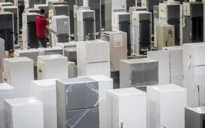 Înscrierile pentru programul Rabla pentru electrocasnice au fost amânate