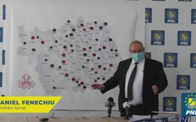 (VIDEO) Daniel Fenechiu: Caracatița PSD s-a întins peste Bacău