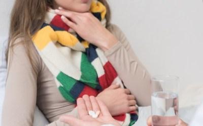 600 de cazuri de infecții virale respiratorii înregistrate la nivelul județului