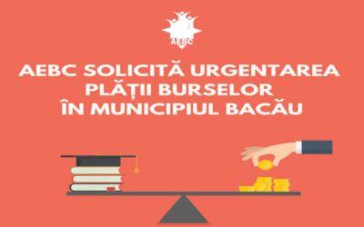 Asociația Elevilor din Bacău cere Primăriei să plătească bursele elevilor