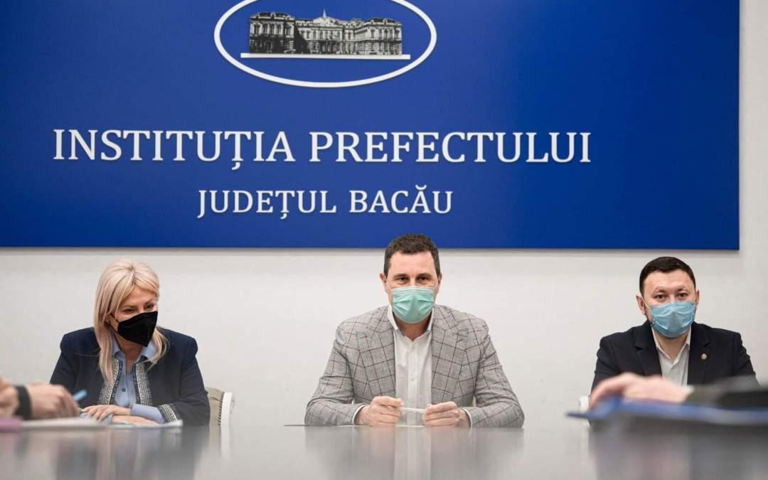 Tánczos Barna, vizită de lucru la Bacău (VIDEO)