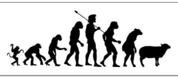 Devolution of Man