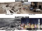 Socialism - Havana - Capitalism - Hong Kong