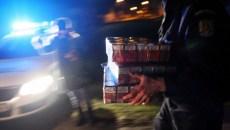 Contrabandă cu țigări în Timiș