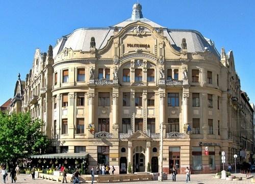 Universitatea Politehnica Timișoara