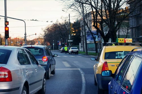 USR Timişoara acuză lipsa de viziune a primăriei în problema circulaţiei din oraş