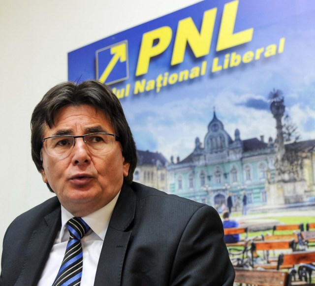 Nicolae Robu presedinte PNL Timis