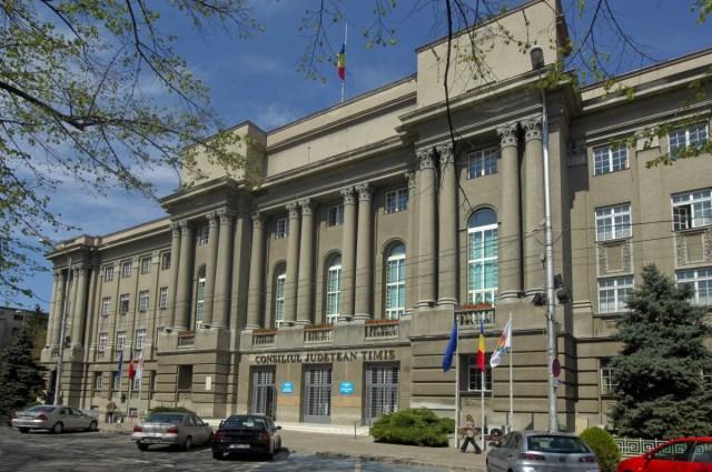 Palatul Administrativ, CJT (2)