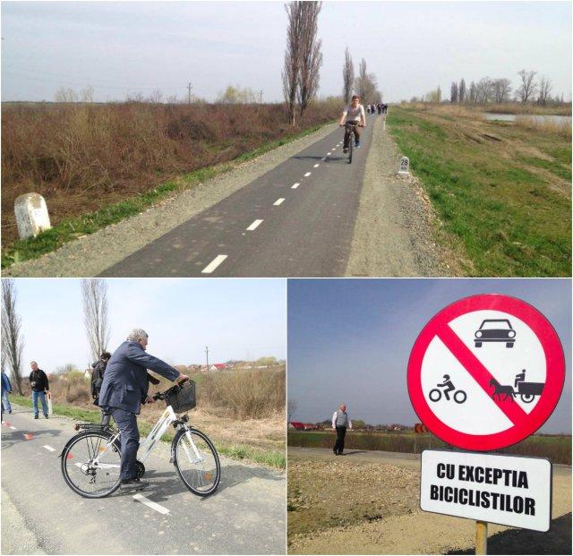 pista de bicicleta