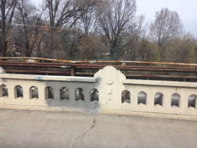 podul decebal reparat