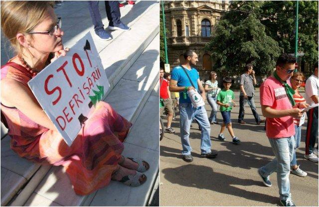 protest defrisare