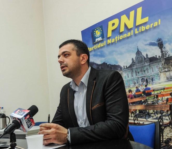 Marian Vasile secretar general adjunct al PNL Timis08