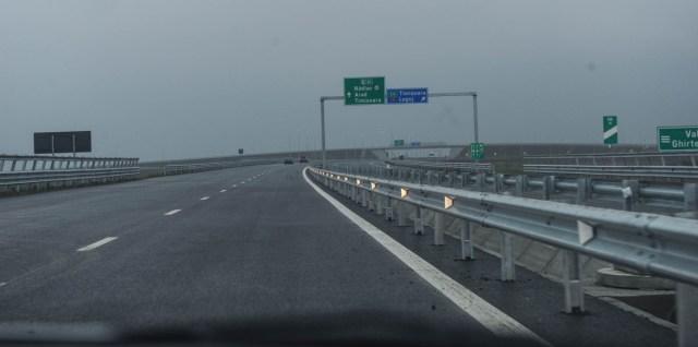 autostrada timisoara - lugoj1
