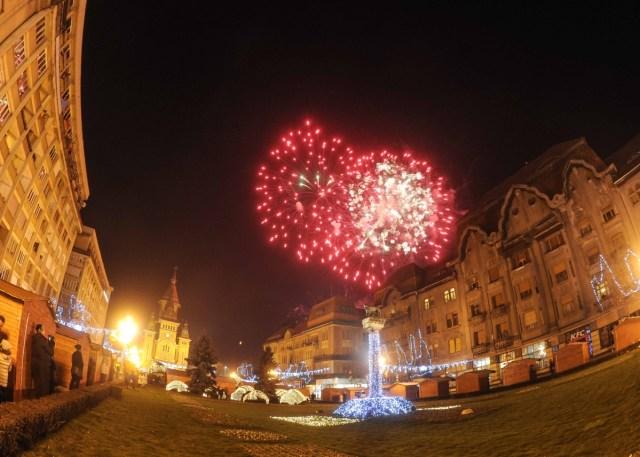 revelion artificii