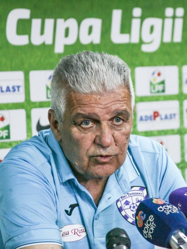 Florin Marin antrenor ACS Poli Timisoara 02