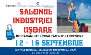 CCIAT Salonul Industriei Usoare Timisoara 2018