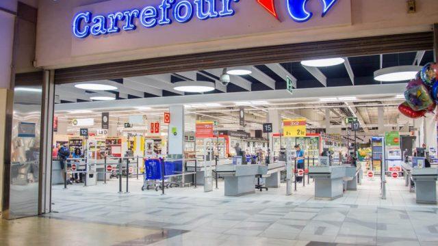 magazin Carrefour