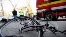Biciclist omorât la Utvin