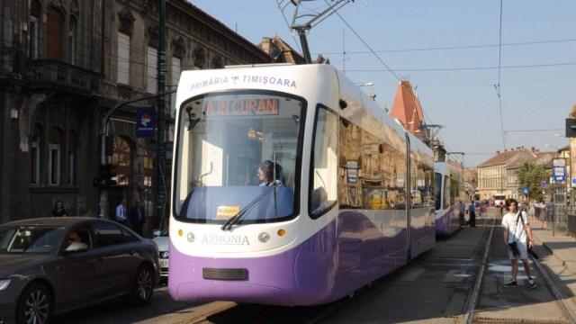 Circulațai mijloacelor de transport în comun va suferi modificări pe anumite linii