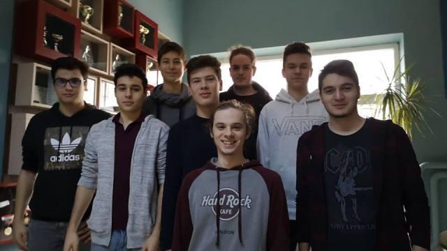 Elevii de la Grigore Moisil