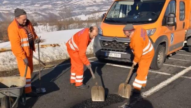reparații drumuri