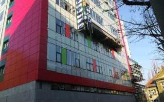 Noul corp de clădire Spitalul de Copii Louis Turcanu