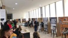 Expoziție elevi Arte Plastice, Casa Tineretului