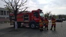 Unitate de pompieri înființată de Continental