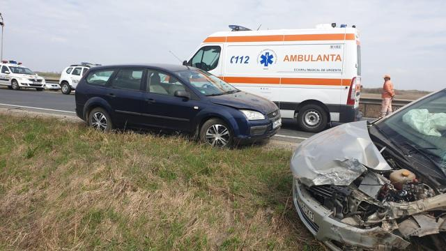 Accident la Sacoșu Turcesc