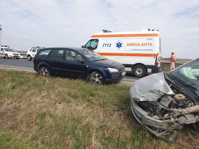 Accident la Sacoșu Turcesc