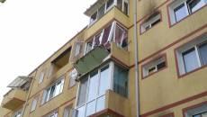 Explozie într-un apartament din Reșița