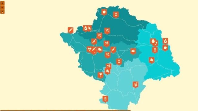 Produsele locale şi tradiţionale din Regiunea Vest vor fi promovate prin intermediul unei platforme online create de ADR Vest