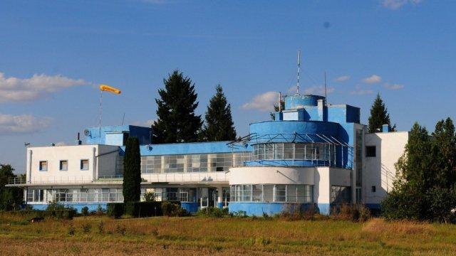 Aerodromul Cioca