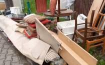 Deșeuri voluminoase, colectare în Timiș