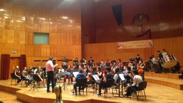Orchestra Colegiului Ion Vidu Timișoara