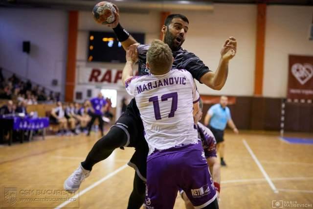 CSM București, în finala Cupei Challange
