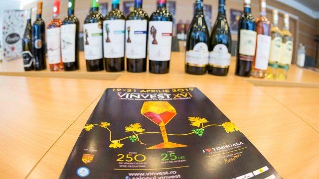 Salonului Internațional de Vinuri Vinvest