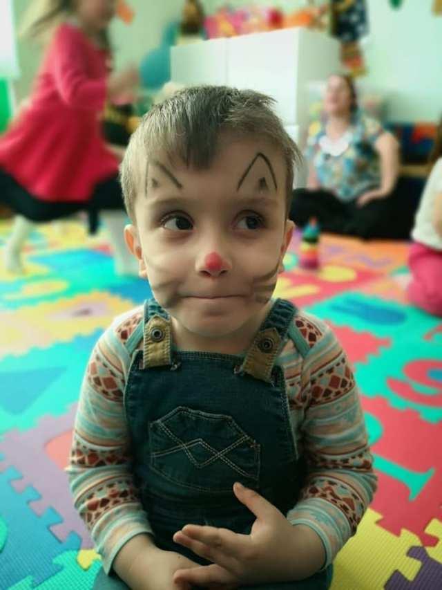 Alexandru, un băiat care se luptă cu o boală cruntă