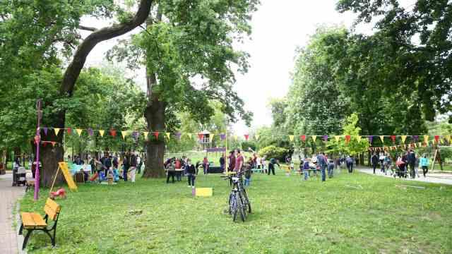 parcul copiilor