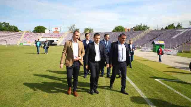 Vicepremierul României, în vizită pe Dan Păltinișanu