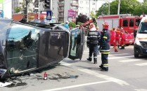 Accident în Timișoara