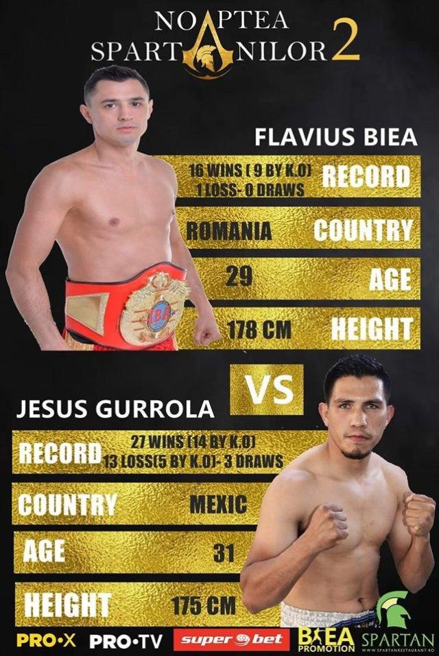Flavius Biea - Jesus Gurrola