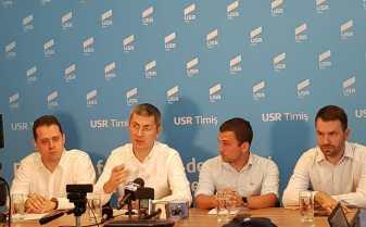 Dan Barna, prezent la Timișoara