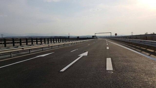 Drumul de 10 kilometri care ne va duce de pe Aradului spre autostradă