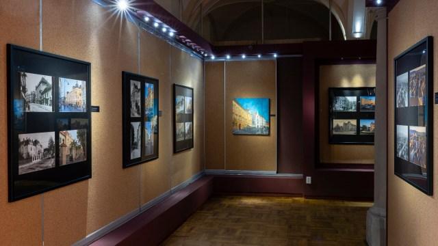 Expoziţia itinerantă Sibiu 100 ajunge joi în faţa publicului timişorean