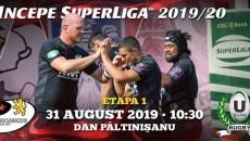 Începe Superliga de rugby