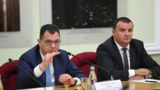 Stefan Radu Oprea si Calin Dobra