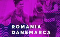 meci Romania - Danemarca