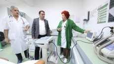 Echipamente medicale pentru Spitalul din Deta